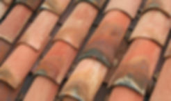 Antiqua - VIlla Del Sol on a Mediterranean clay roof tile from Northern Roof Tiles