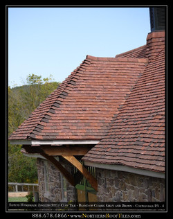 3 Handmade English Style Clay Tile - Blend of Classic Grey and Brown - Coatesville PA-page-004