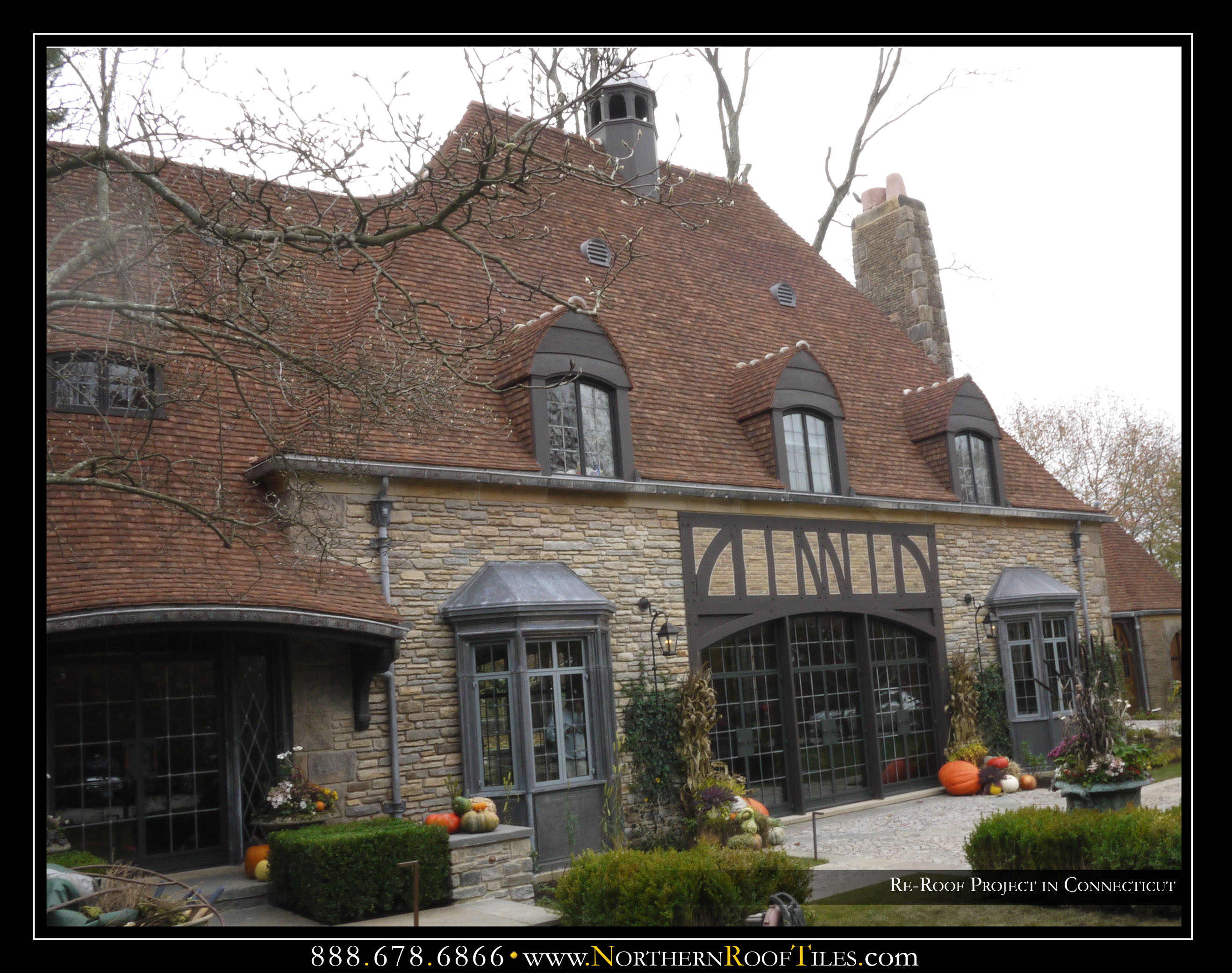 Re-Roof in Greenwich CT