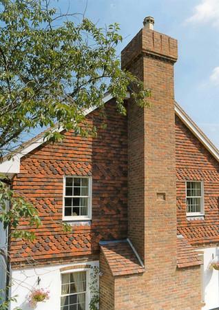 Tudor Roof Tiles - hanging tiles -300px