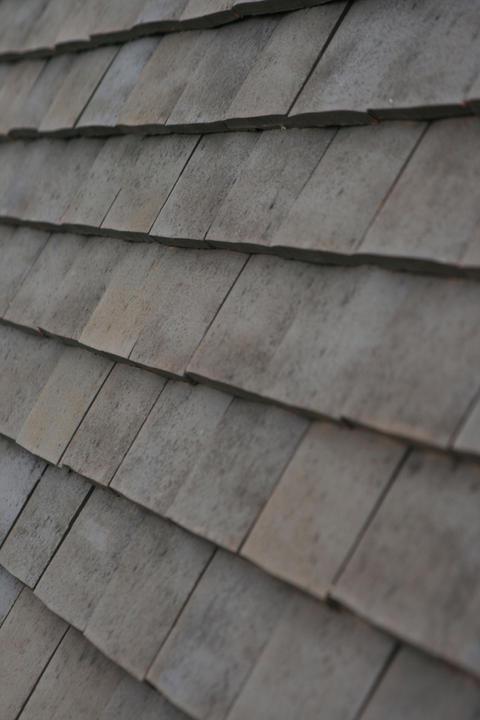 Huguenot Ardoise #109 Vieilli Blend - Weathered Brown