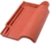 Lusa Interlocking Roman Clay Roof Tile
