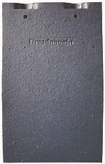 Dreadnought English Roof Tile in Staffordshire Blue