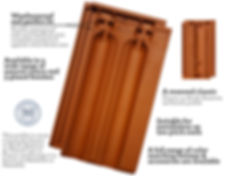 Northern Roof Tiles - Marselha Technical Informarmaion