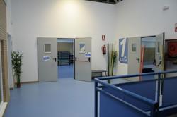Polideportivo Mejorada. 2014