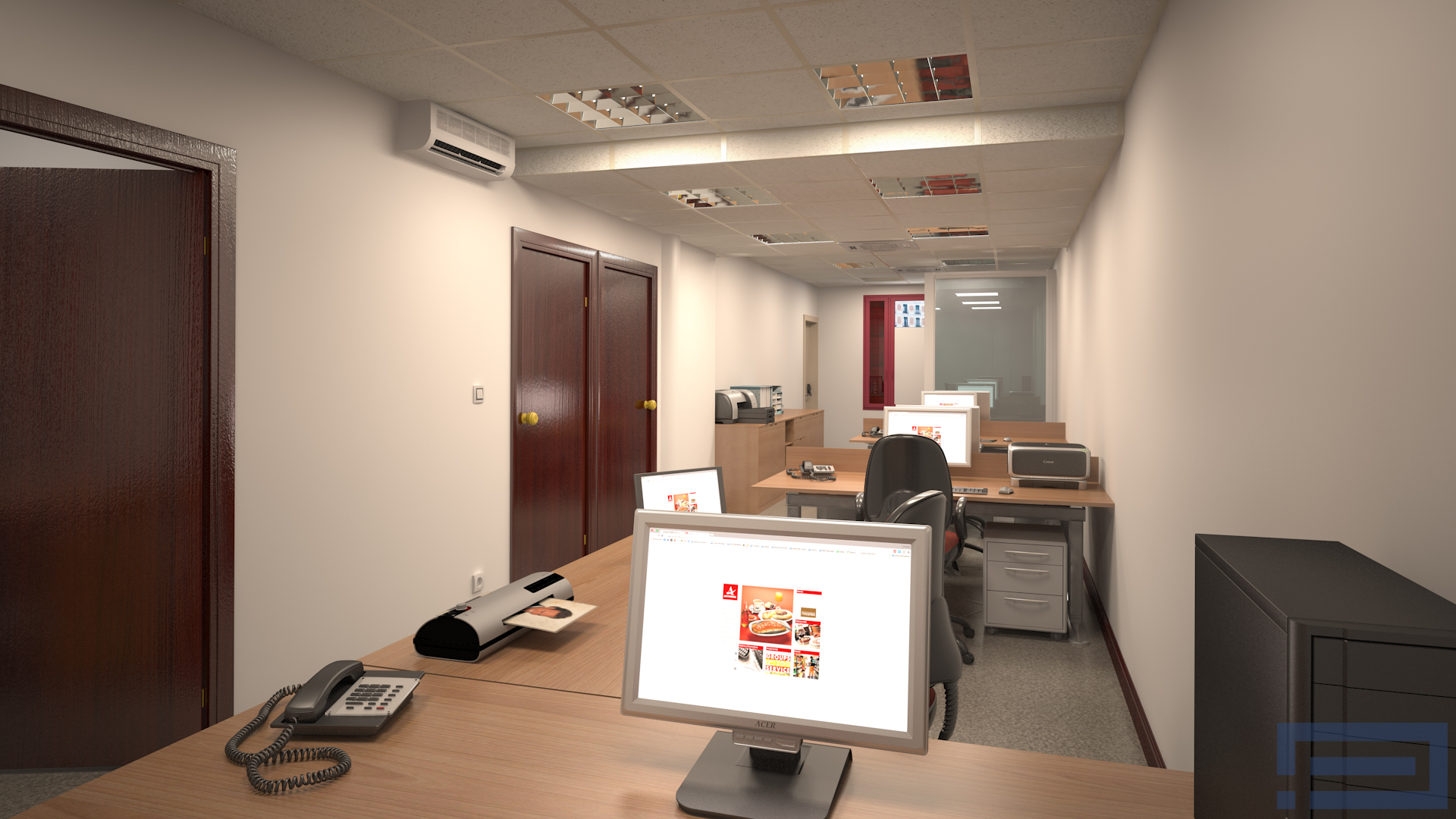 Oficina informática. 2015