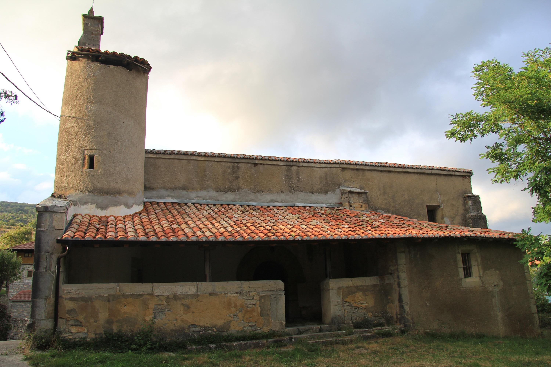 Iglesia Leciñana. 2009