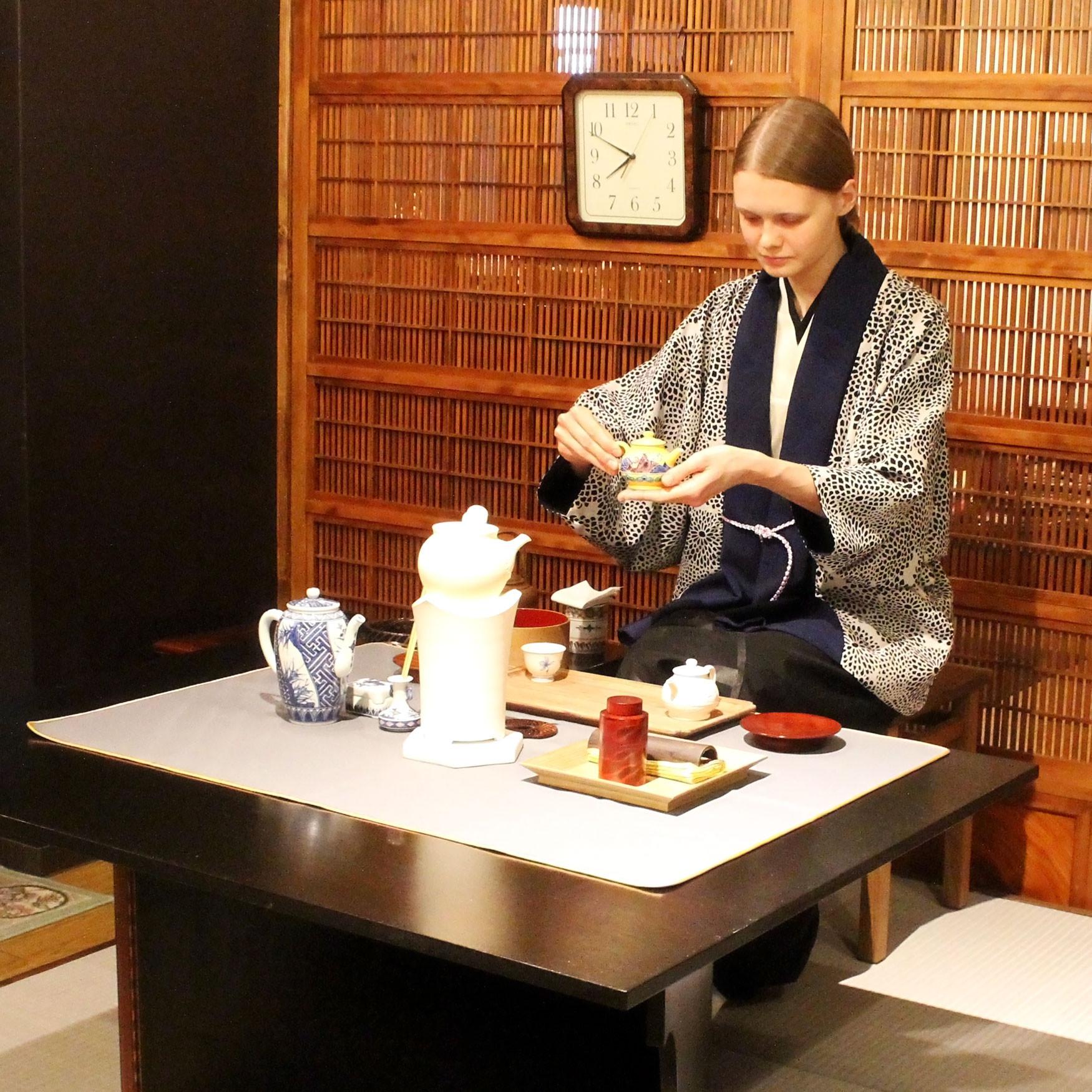 Group Tea Ceremony
