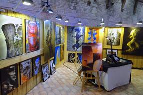 Atelier d'Art au Grenier à Sel D'Honfleur