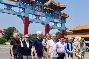 Rencontres dans la Chine Profonde
