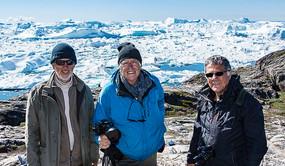 Cap sur le Groenland en Cessna Monomoteur