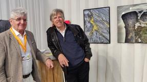 Retour à ARTEXPO Chambéry avec la Galerie l'Antichambre