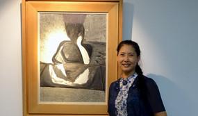 Repérage de mon expo Nature Divinity à Pékin-Songzhuang