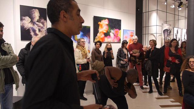 Khalid'K, photos, musique et danse à Heureux Les Curieux