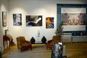 Nimes - Grand Format à La Galerie Carrée