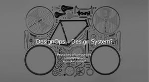 DesignOps - components