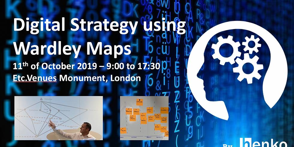 Training - Digital Strategy using Wardley Maps
