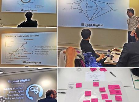 Digital Strategies - Live mapping workshop