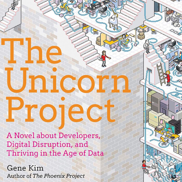 The Unicorn Project, the book that every Digital Leaders should ask from Santa this Christmas!