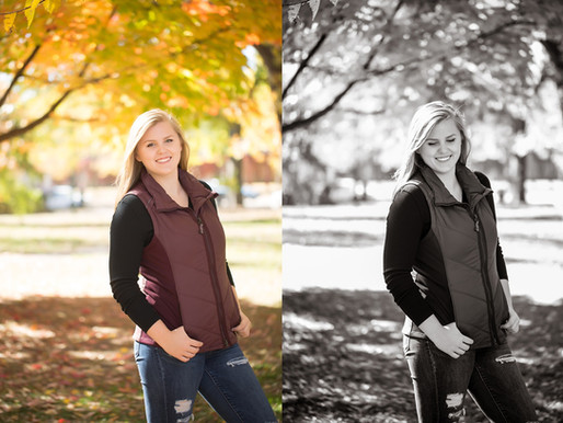 5 Reasons to Have Professional Senior Portraits Taken - St. Louis Senior Photographer