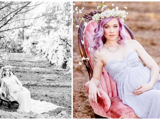 Missouri Maternity Session to show off your beautiful belly