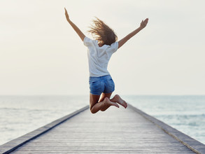 We're Jumping for Joy! We've Moved into Our Beautiful New Office... YAY!!!