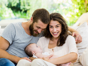 """""""3 Tips for Keeping Your Relationship a Priority After Having a Baby""""."""