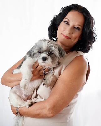 Carla Barrow with dog.png