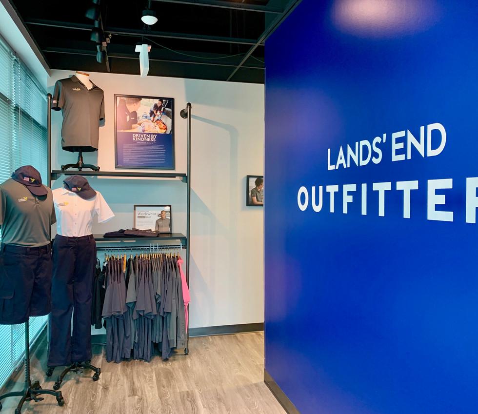Lands End Store