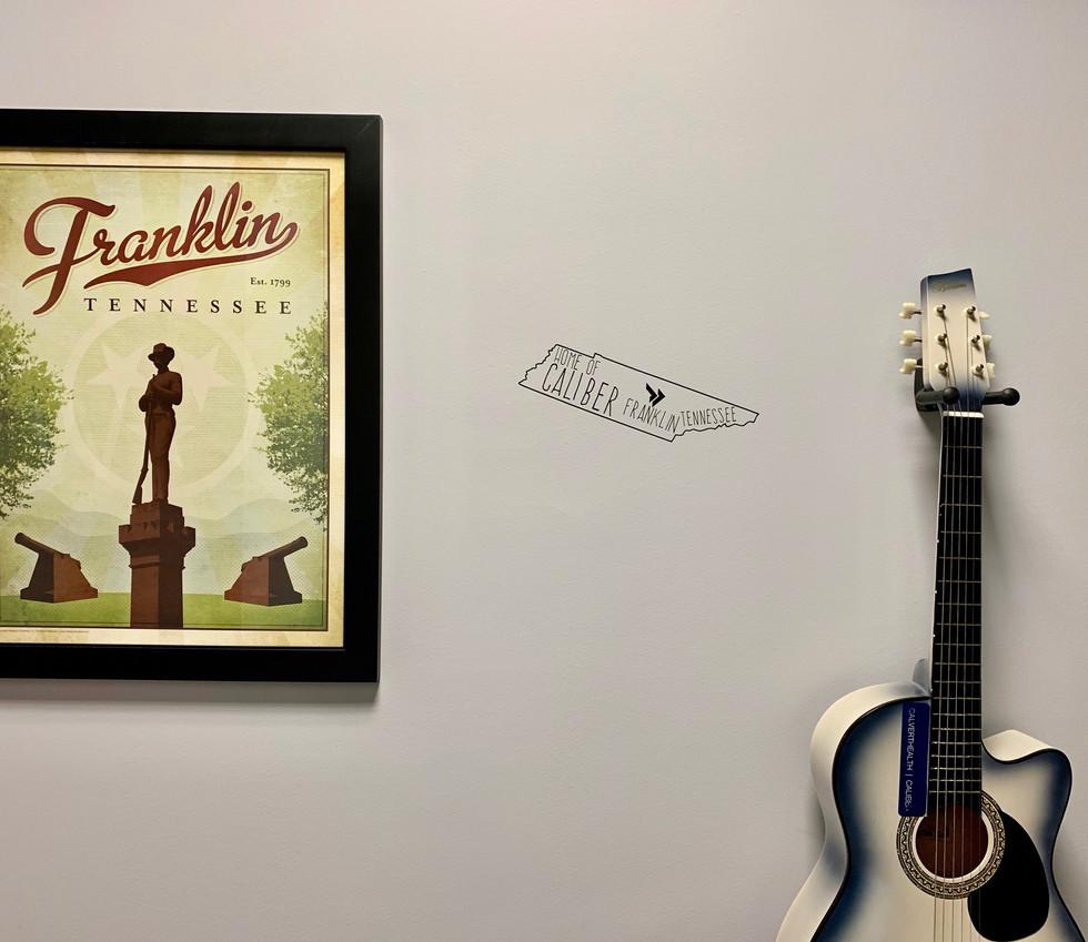 Franklin Wall