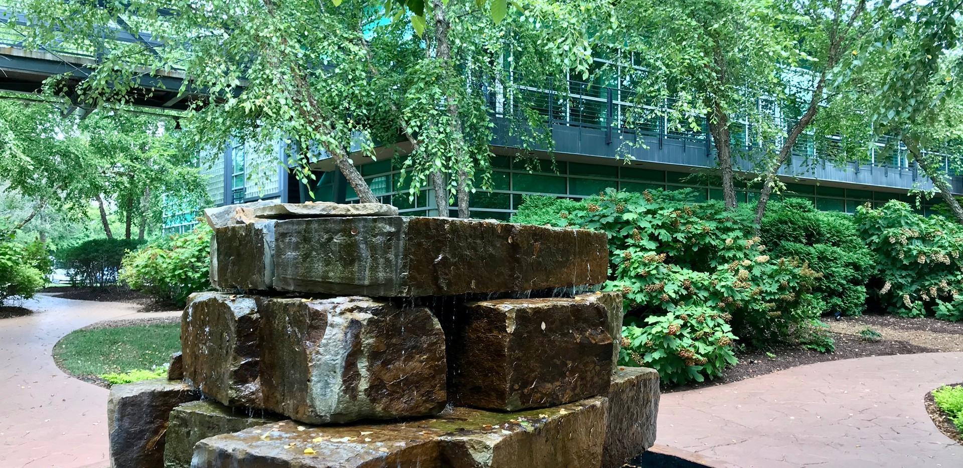 Outside Waterfall 2
