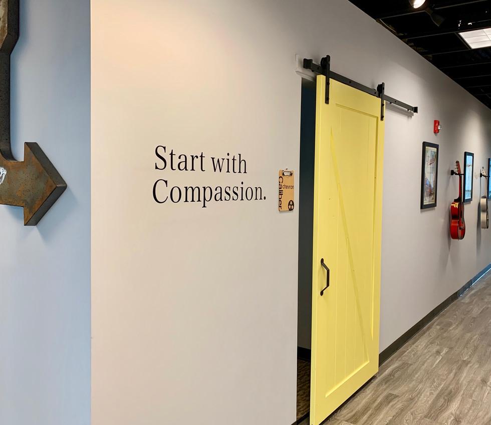 Start w/ Compassion