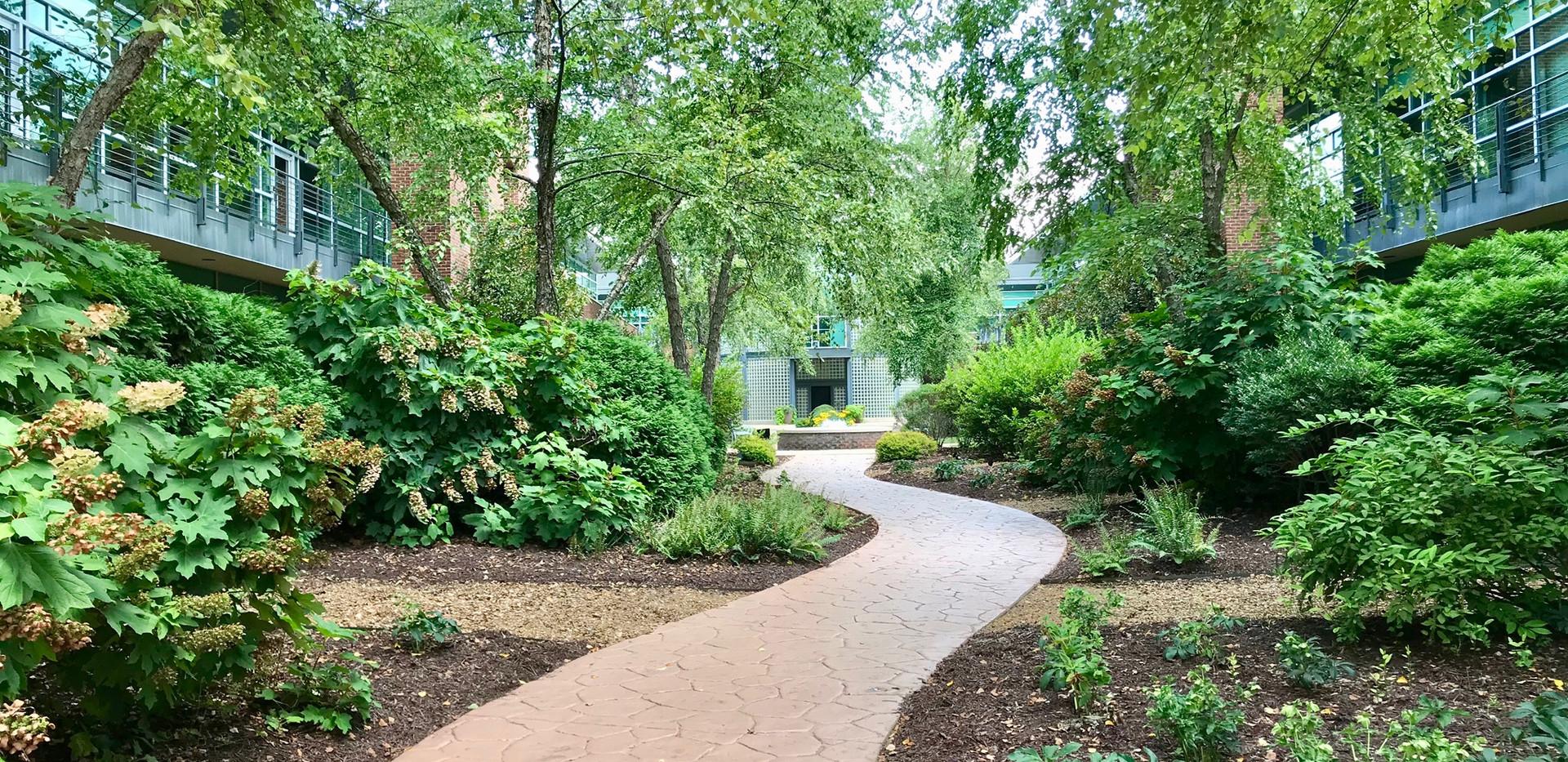 Outdoor Lower Walk