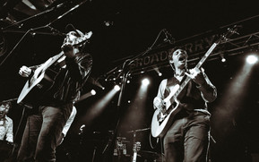 Richmond's Second Annual Last Waltz at the Broadberry, November 30, 2018