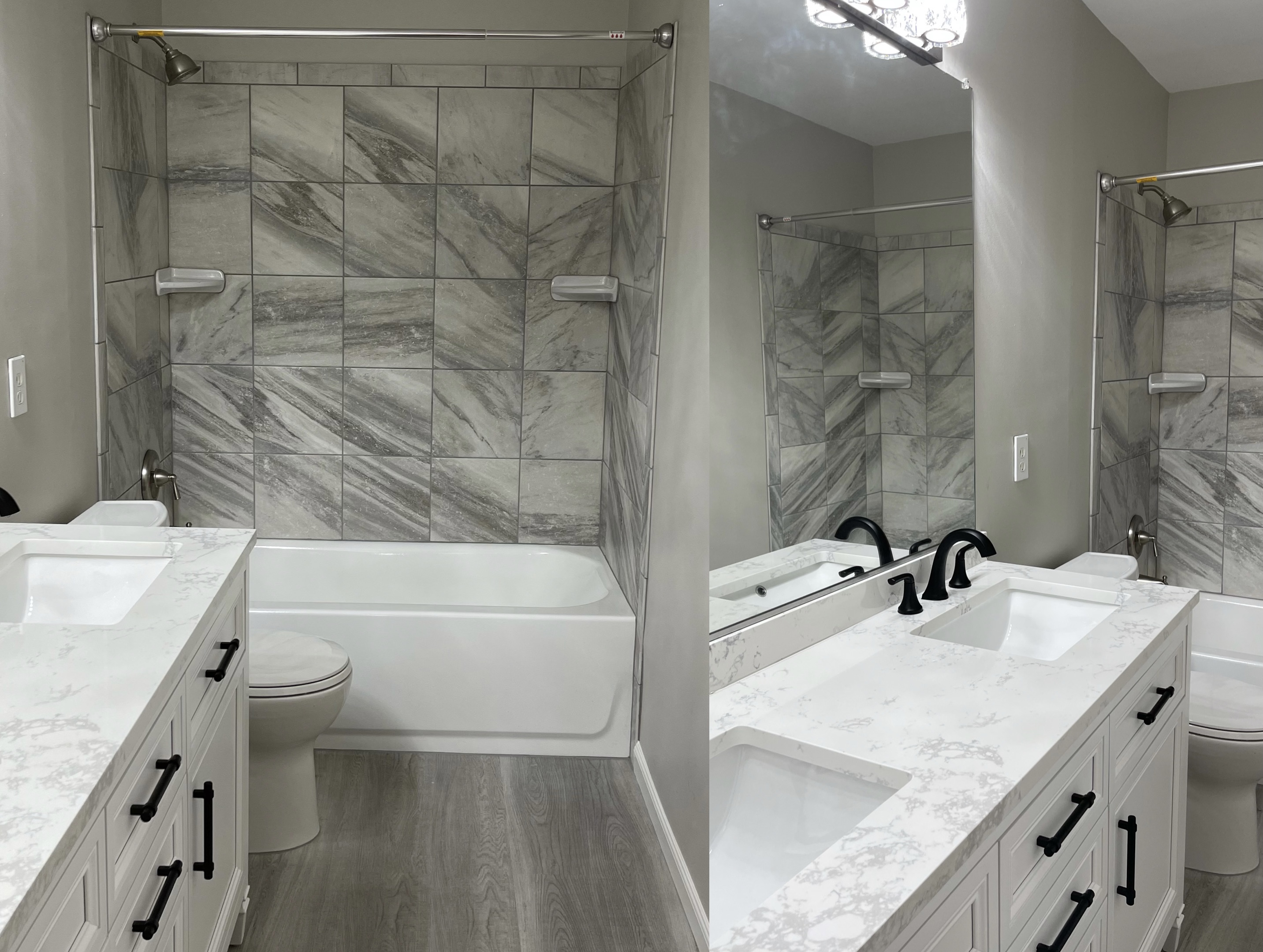 Bathroom Remodel - Dumfries Virginia