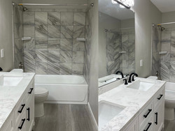Bathroom Remodel - Dumfries Virginia