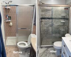 Bathroom Remodel - Springfield Virginia