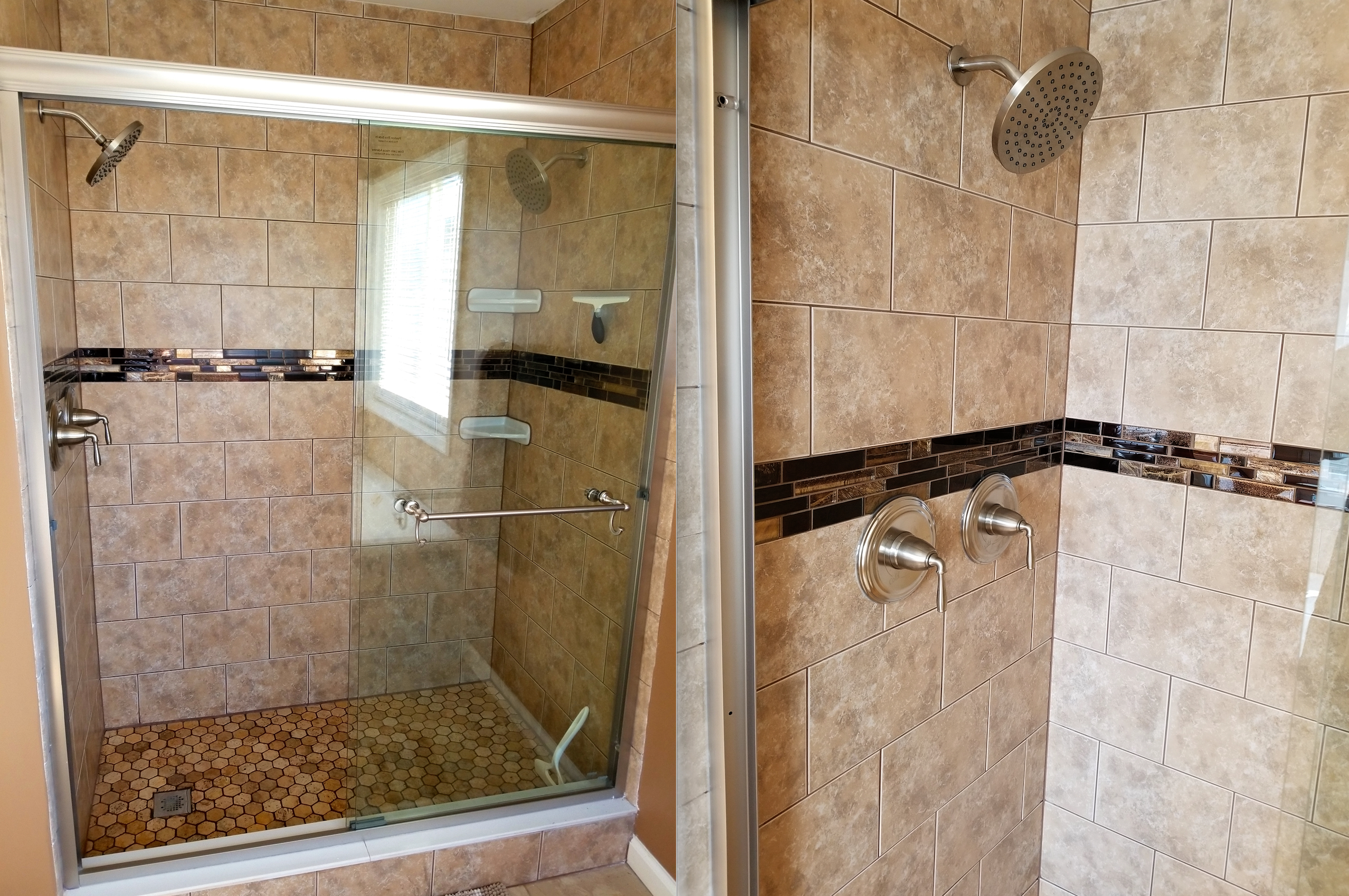 bathroom renovation in Arlington