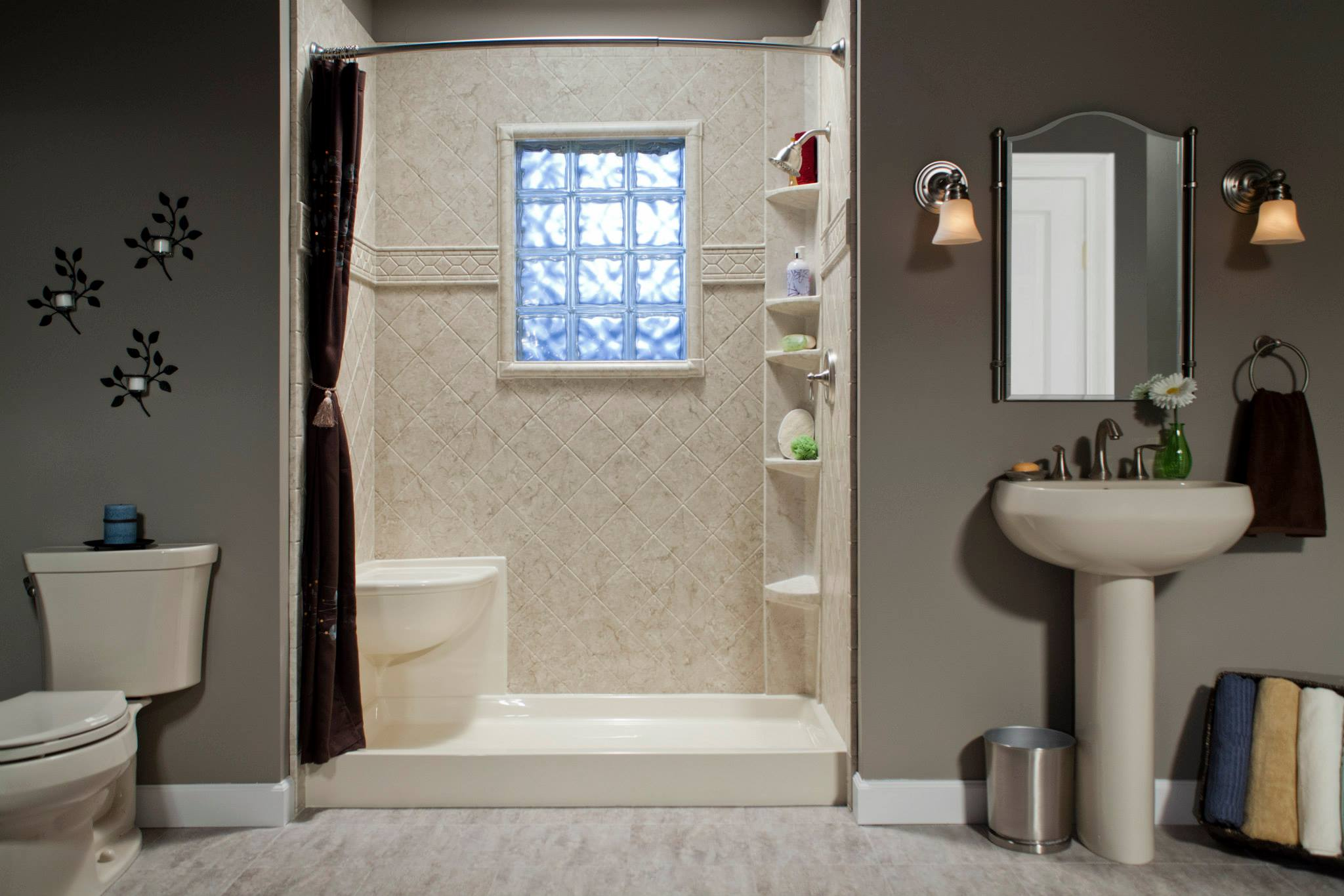 remodel your bathroom for cheap