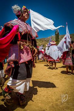 Homme quechua yampara