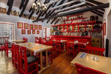 Restaurant Marcelo Batata