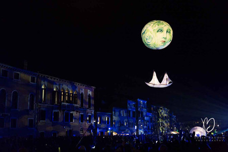 Ouverture du Carnaval de Venise 2019