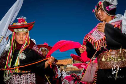 Danseurs du Pujllay