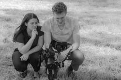 Alicia Pavlis & DP Leo Evershed