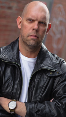 Rick V Headshot by Reel Photographs