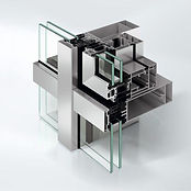 Фасадная система Schüco FW 50+
