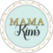 Mama Kim's New logo