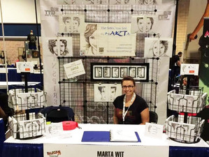 Tampa Bay Comic Con (Aug 1-3, 2014)