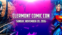 Clermont Comic Con (Nov 20, 2016)