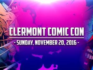Clermont Comic Con (Nov 20, 2016)